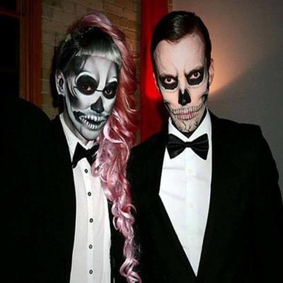 disfraces halloween fotos parejas